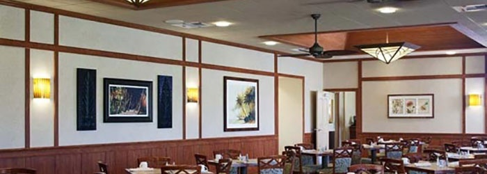 MCAS Miramar Golf Course Clubhouse-Dining Room, Miramar, CA
