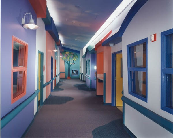 Paradise Valley Hospital – Pediatric Unit, National City, CA<br/>AIA Orchid Award Winner