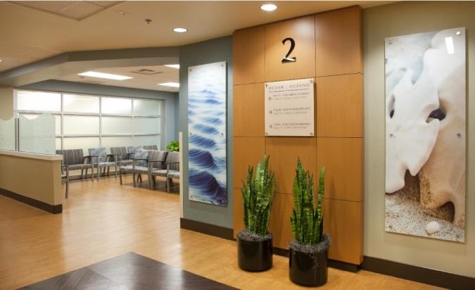 Chula Vista Medical Plaza, Chula Vista, CA<br/>ASID 1st Place Award Winner
