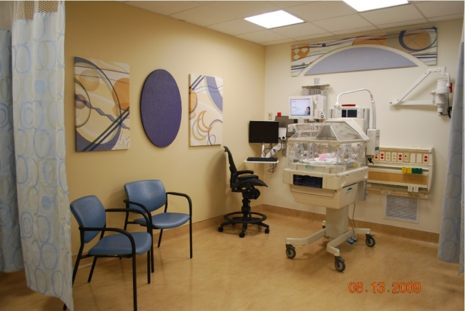 Balboa Medical Center San Diego, CA<br/>Neonatal Intensive Care (NICU)