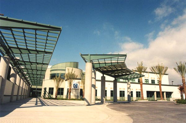 Kaiser Permanente Medical Office Plaza, Otay Mesa, CA<br/>AIA Grand Orchid Winner